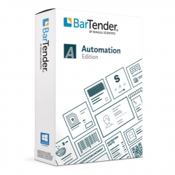 bartender software for custom labels and barcodes by seagull scientific